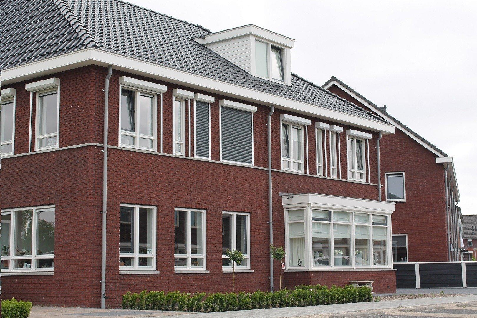 Woningen Oosterwolde