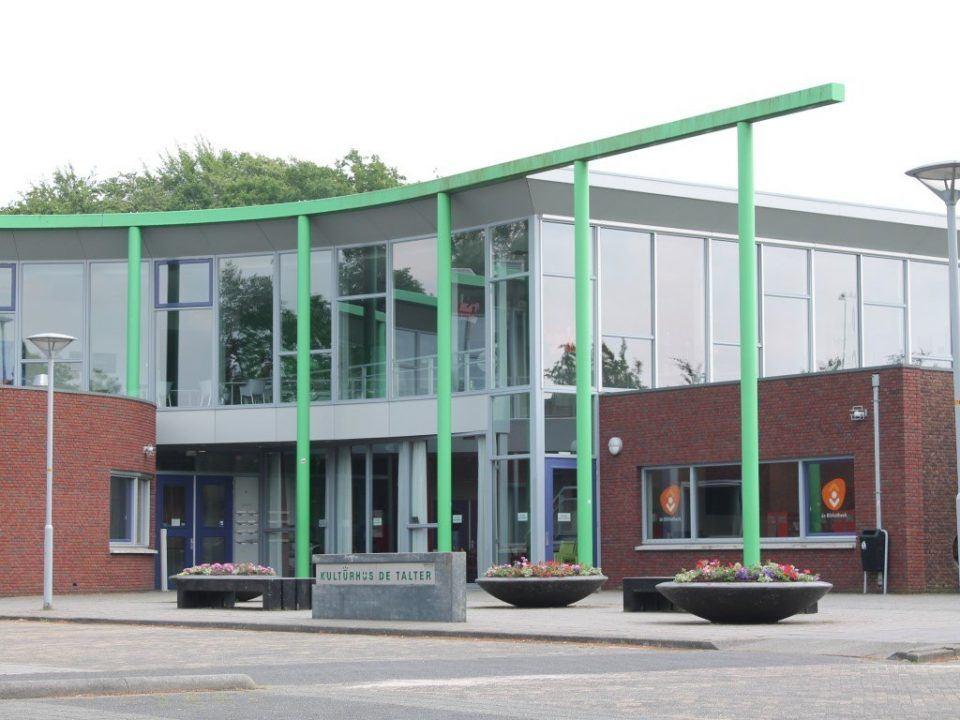 Kulturhus 'De Talter' Oldebroek