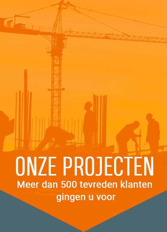 Banner van projecten Prins Bouw
