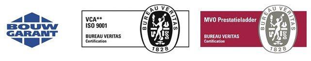 Logo's duurzaamheid