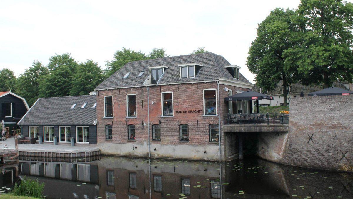 Restaurant Aan de gracht Elburg
