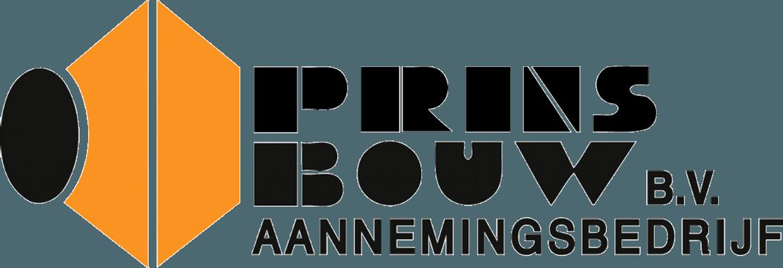 Logo Prins Bouw transparant