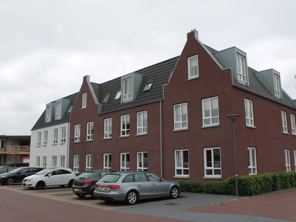 Stijlvol appartementencomplex Oldebroek