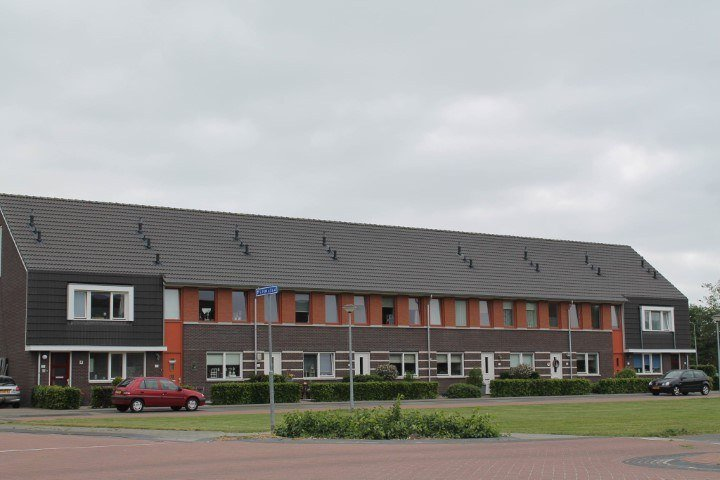 Rijtjeswoningen Oldebroek