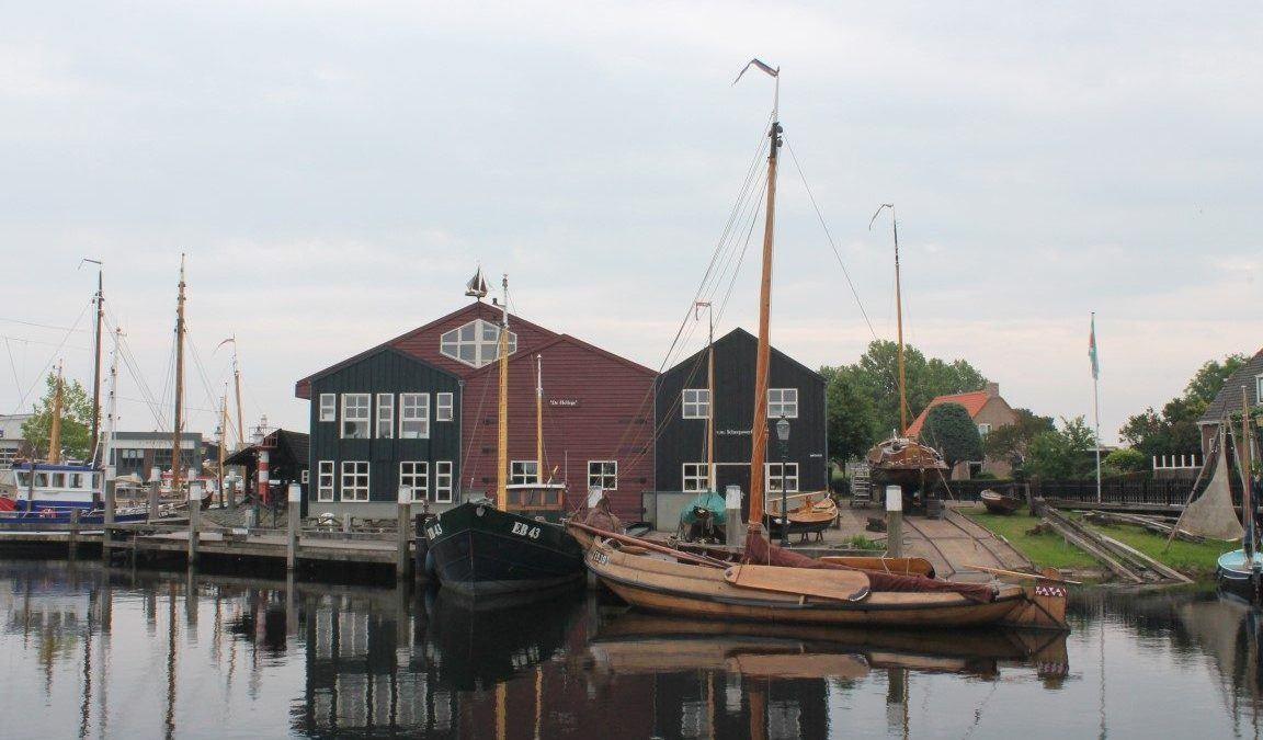 Bottermuseum en werf Elburg