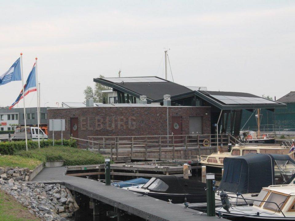 Havengebouw Elburg