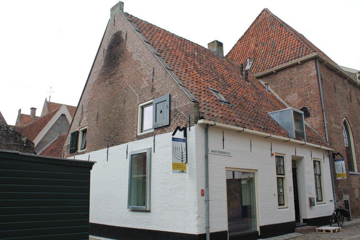 Monumentaal museum Elburg De Sjoel