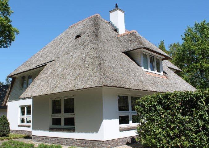Witte villa 't Harde