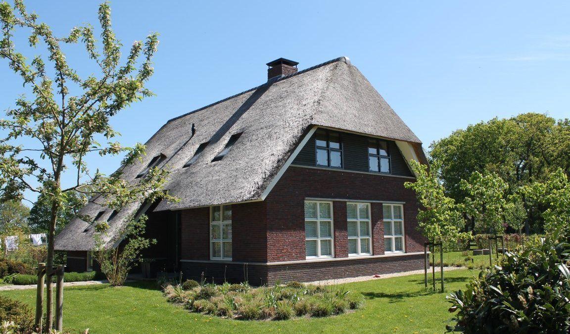 Moderne woonboerderij Doornspijk