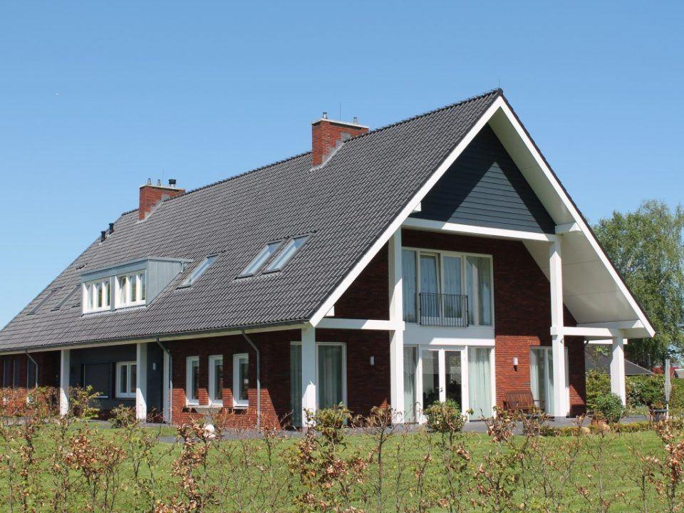 Unieke woningen met gebinten
