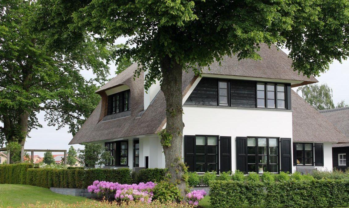 Frisse vrijstaande woning Elburg