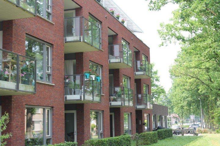 Modern Appartementencomplex 't Harde