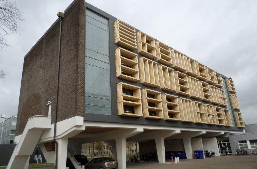 Revitalisatie gebouw Marine