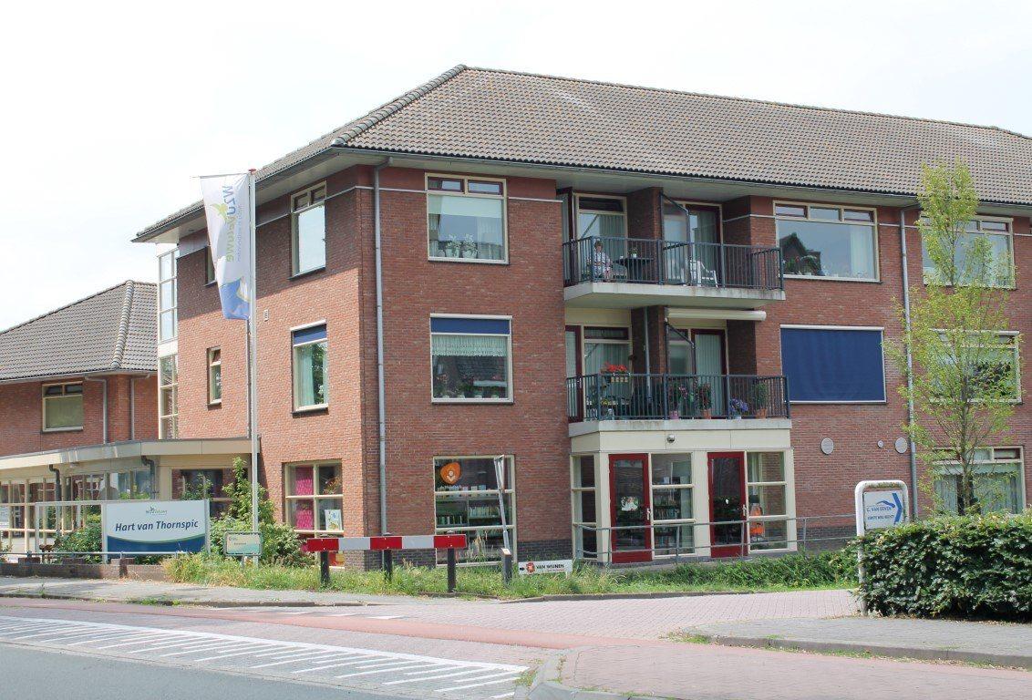 Zorgwoningen /wijkontmoetingscentrum Doornspijk
