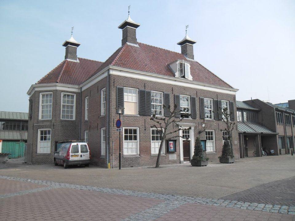 Groot onderhoud Stadhuis Nijkerk