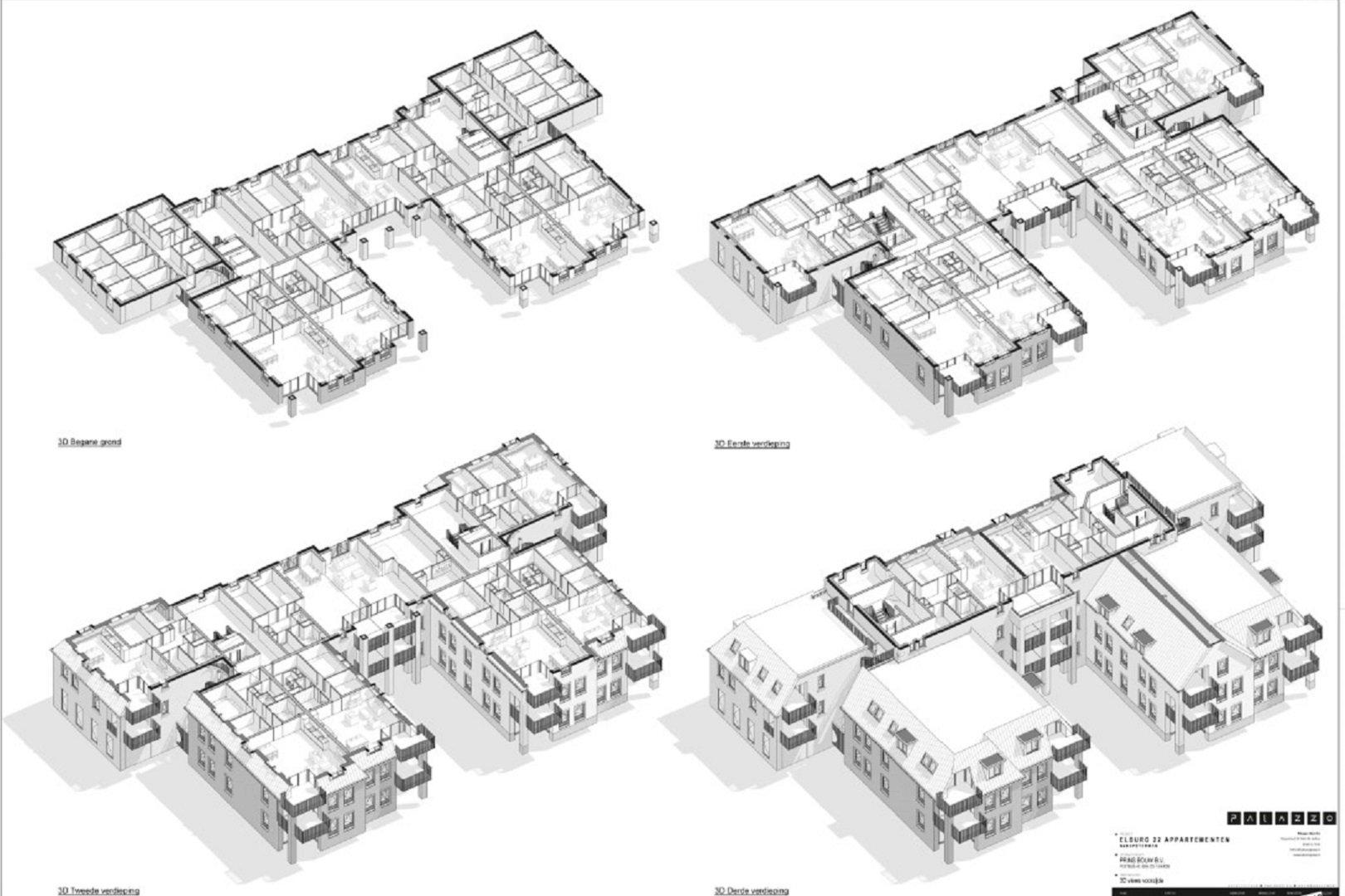 Appartementencomplex Elburg