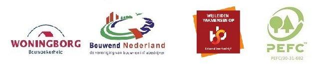Duurzaamheid logo's