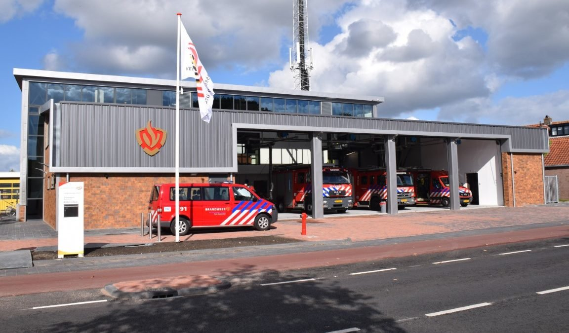 brandweerkazerne Bunschoten