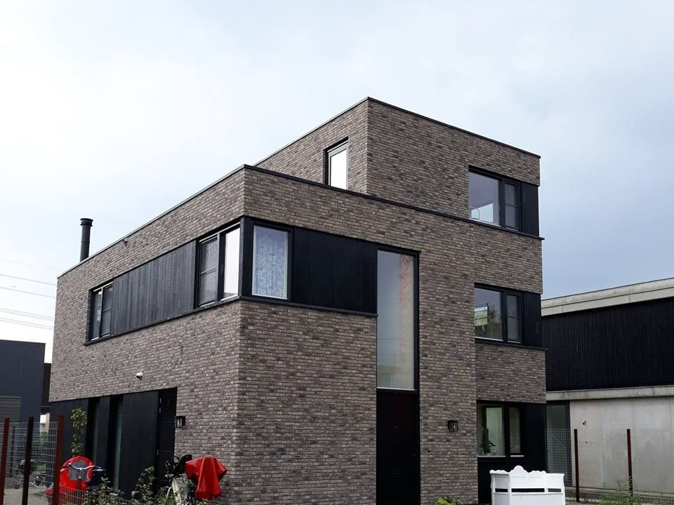 moderne woning Amsterdam