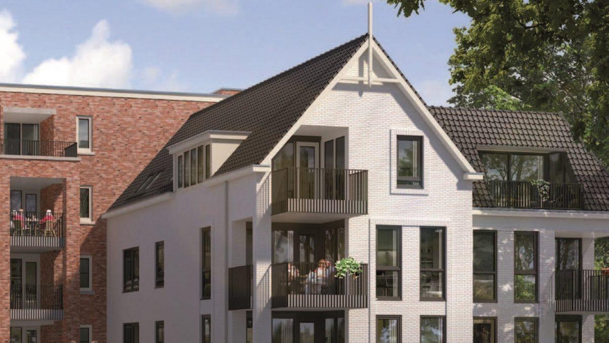 Appartementencomplex Nunspeterweg Elburg
