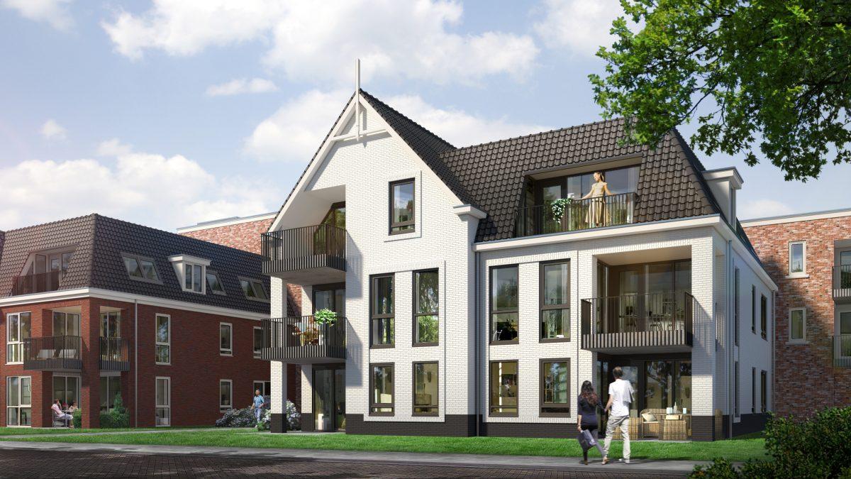 Elburg appartementen Schoon Zicht