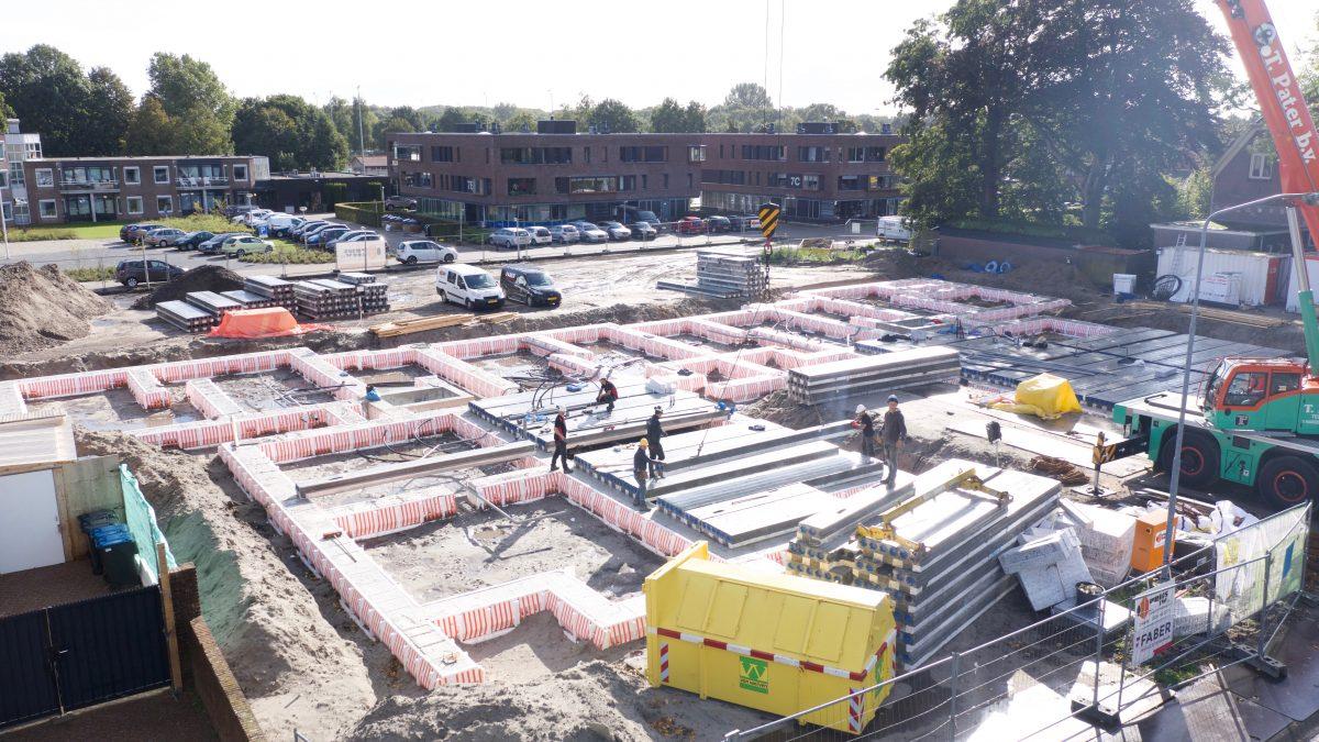 Bouw appartementen Schoon Zicht Elburg